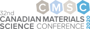 Canadian Materials Science Conference 2018 Logo